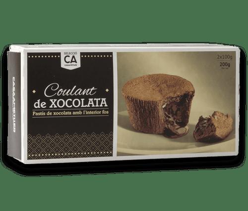 Coulant de chocolate Casa Ametller 200g
