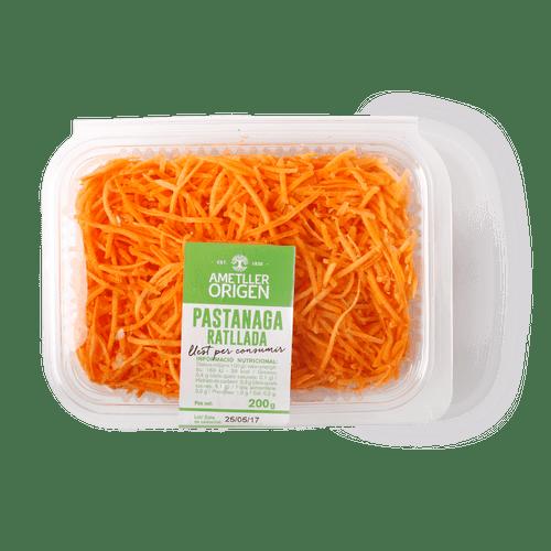 Zanahoria rallada Ametller Origen 200g