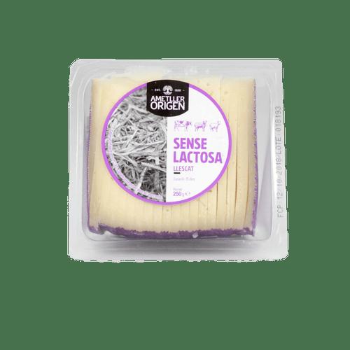 Queso cuña sin lactosa Ametller Origen 250g