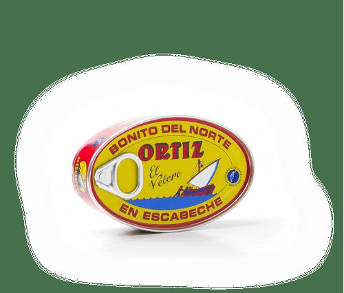 Bonítol escabetx Ortiz 82g