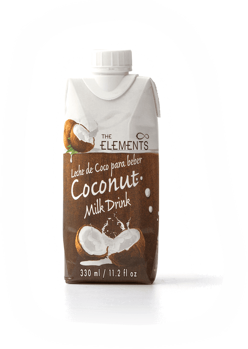 Llet coco The Elements 330ml
