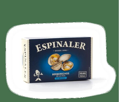 Berberechos 55/65 Espinaler 63g
