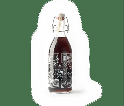 Vermut negro vintage Espinaler 500ml