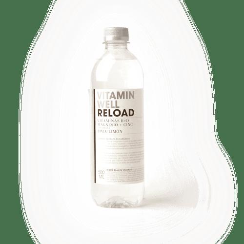 Bebida vitaminada reload Vitamin Well 500ml