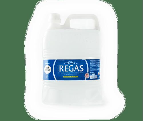 Agua Regàs 8l