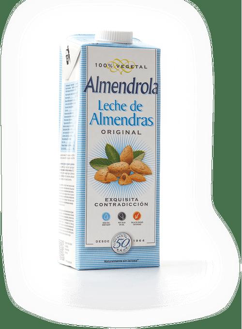 Bebida de almendra Almendrola 1l