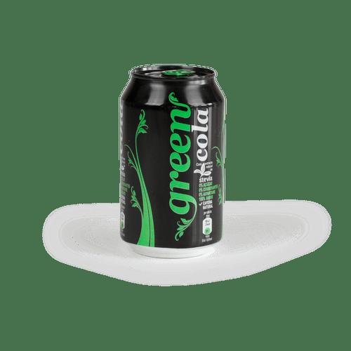 Refresco Green Cola 330ml