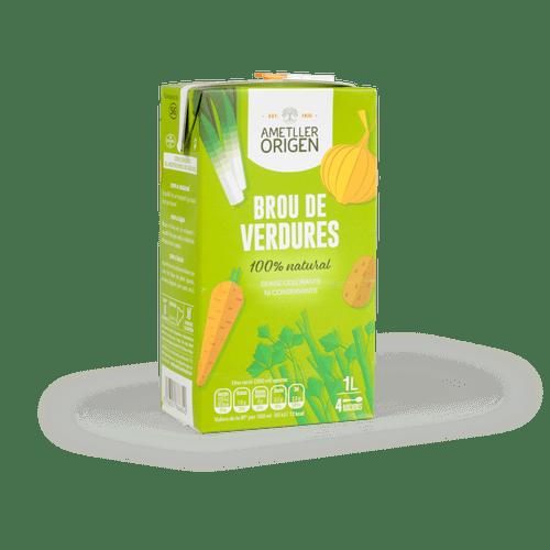 Caldo de verduras Ametller Origen 1l