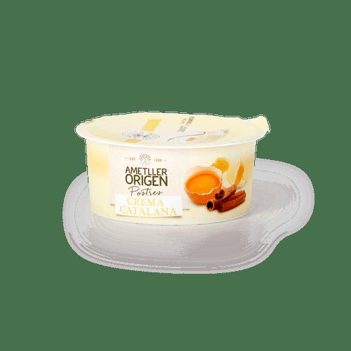 Crema catalana Ametller Origen 125g