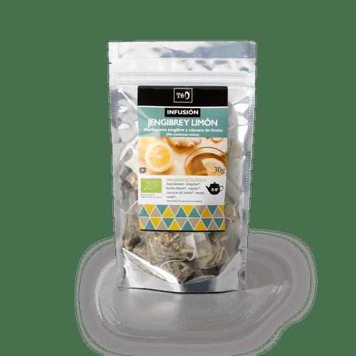Infusió gingebre i llimona TeO 30g