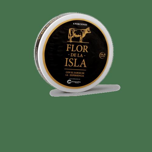 Queso porciones Flor de la Isla 125g