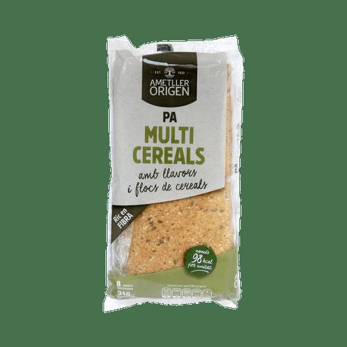Pan multicereales semillas Ametller Origen 310g