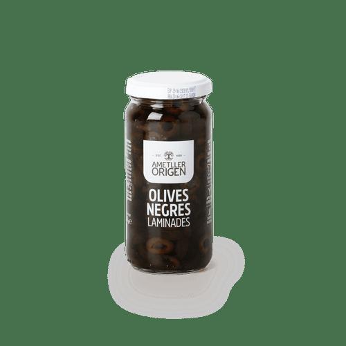 Olivas negras laminadas Ametller Origen 130g