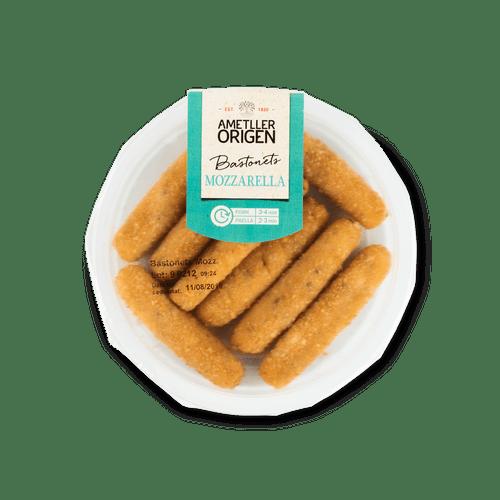 Bastons de mozzarella Ametller Origen 190g