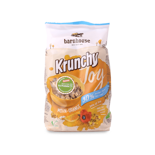 Krunchy Joy Rosella-Taronja
