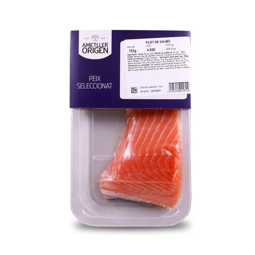 Filet de salmó 200g