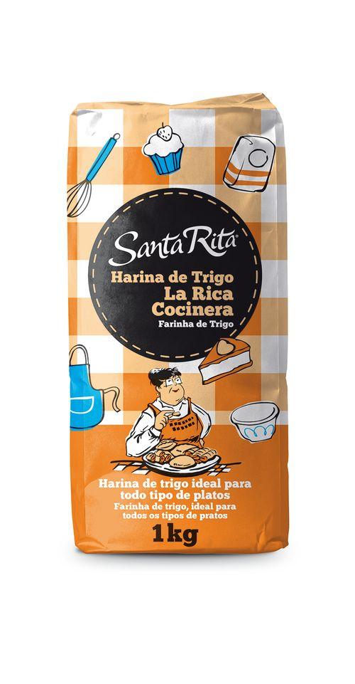 Farina Rica cocinera SANTA RITA 1Kg