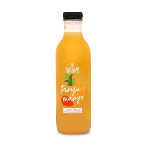 Zumo Refrigerado de piña y mango AMETLLER ORIGEN 750ml