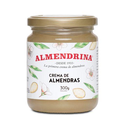 Crema d'ametlles ALMENDRINA 300g
