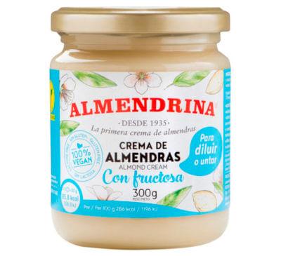 Crema d'ametlles amb fructosa ALMENDRINA 300g