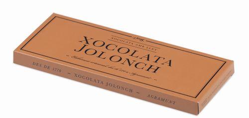Xocolata amb llet extrafina JOLONCH 100g
