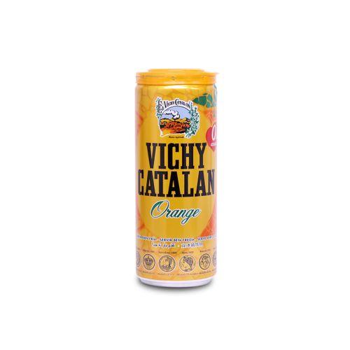 Naranja Vichy 0% Azúcares Catalanes Vichy 33cl