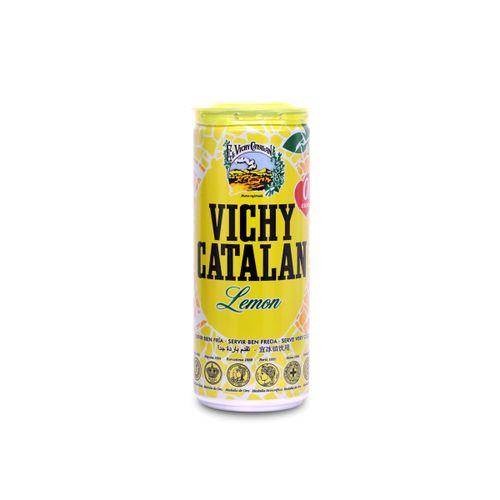 Limón Vichy 0% Azúcares Vichy Catalán 33cl
