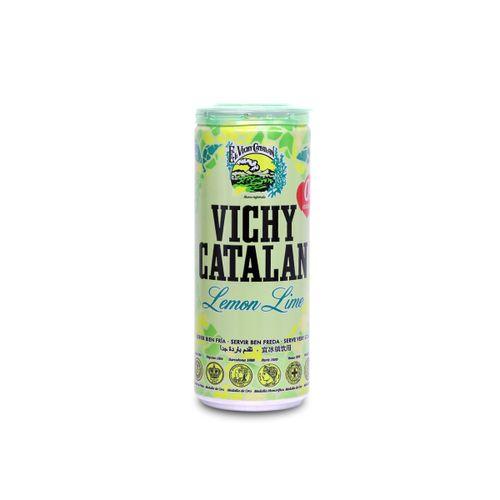 Refresco lima limón gingseng guaraná Vichy Catalán Vichy Catalan 330ml