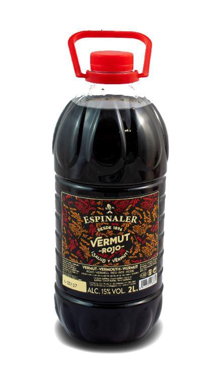 Vermut negro Espinaler 2l