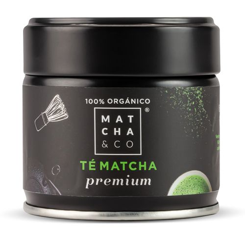 Té matcha ceremonial premium MATCHA&CO 30g