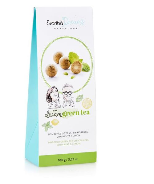 Green tea Escribà Dre. 100g