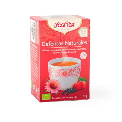 Defenses naturals Yogi Tea 2g