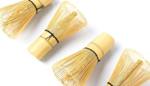 Batedor de bambú MATCHA&CO