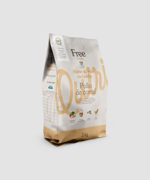 Free Pinso Nat. Pollastre Corral cadell 3kg