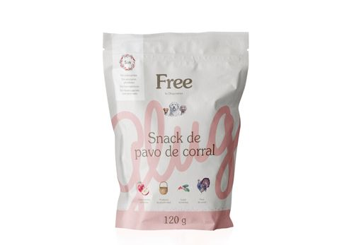 Snack Free Gall d'Indi Corral 120g