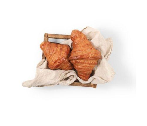 Croissant de mantega 80g 2u