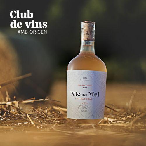 Vi blanc Natural Macabeu Brisat XIC DEL MEL 75CTL