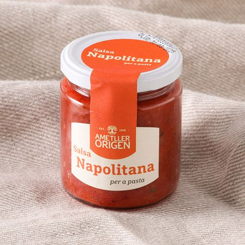 Salsa napolitana Ametller Origen 235g