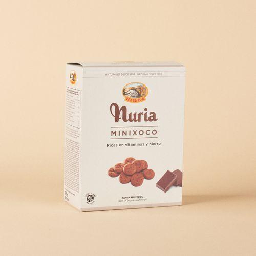 Galetes Nuria mini xocolata Birba 275g