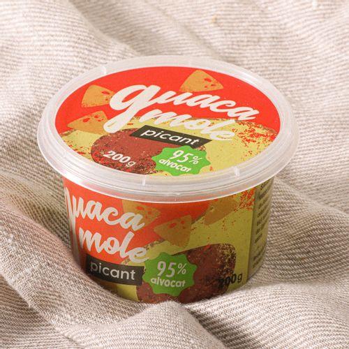Guacamole Picante 200g
