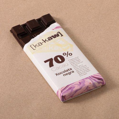 Xocolata 70%KA-KAW 85g