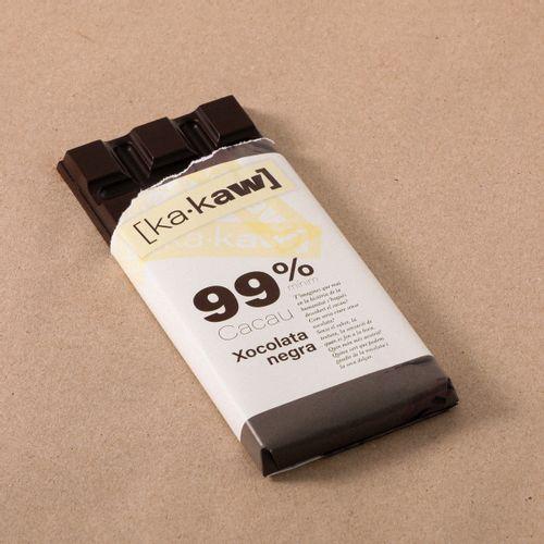 Chocolate 99% KA-KAW 85g