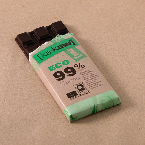 Xocolata ECO 99% KA-KAW 85g