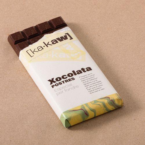 Chocolate postres 50% KA-KAW 175g