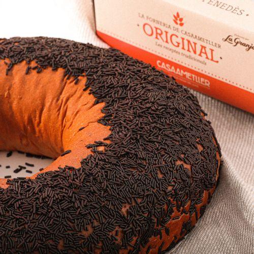 Guirnalda de naranja y chocolate AO 400g