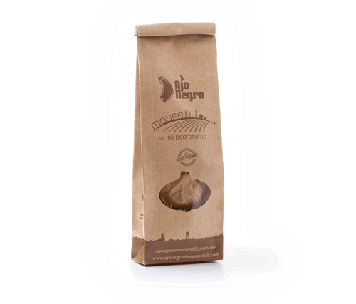 Ajo negro 2 ud. Mouse Hill 50g