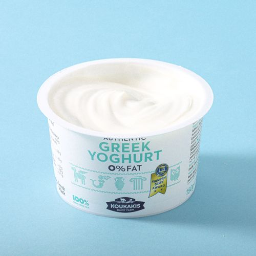 Yogur griego 0% MG KOUKAKIS 150g