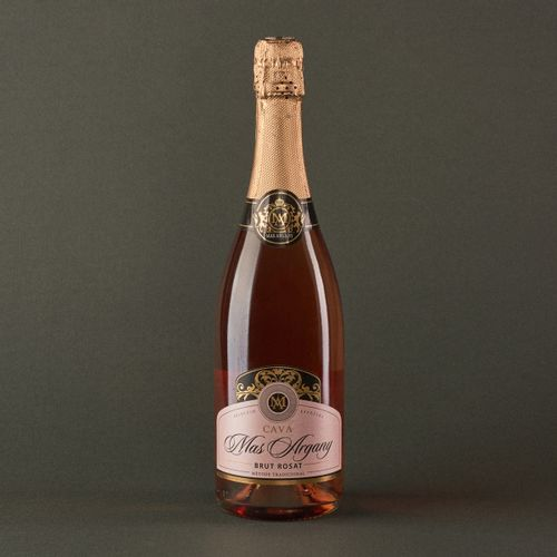 Cava Brut rosado MAS Argany 75cl